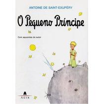 O Pequeno Principe Livro Saint-exupery, Antoine De