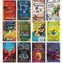 Coleção Como Treinar O Seu Dragão (12 Livros) Frete Grátis