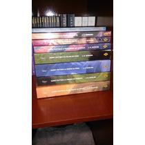 Coleção Harry Potter Completa Com 8 Livros