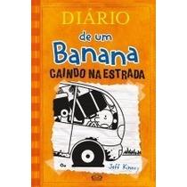 Livro Diário De Um Banana 9. Pronta Entrega!!!