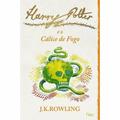 Livro Harry Potter E O Cálice De Fogo Capa Branca Novo