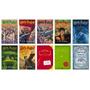 Coleção Completa Harry Potter - Capa Original (10 Livros) !