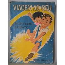 Livro - Viagem Ao Céu - Monteiro Lobato ©