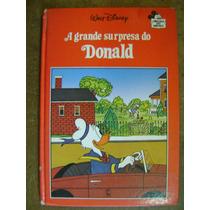 Walt Disney A Grande Surpresa Do Donald Circulo Do Mickey