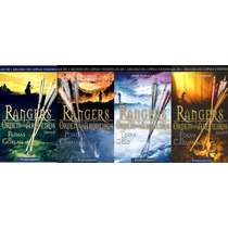 Rangers Ordem Dos Arqueiros Do Volume 1 Ao 4 - 11 A 17 Anos