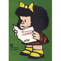 Livro 10 Años Con Mafalda