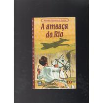 Livro A Ameaça Do Rio Marcelo Carneiro Da Cunha D7