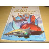 20000 Léguas Submarinas - Col. Grandes Clássicos Gênios