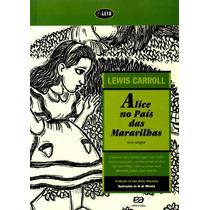 Alice No País Das Maravilhas Lewis Carroll Editora Ática