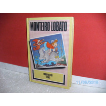 Livro Monteiro Lobato (o)2 Viagem Ao Céu O Saci - Produto Fj
