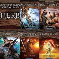 Brotherband Coleção - John Flanagan - 5 Livros