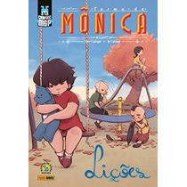 Livro Turma Da Mônica - Lições - Hqs História Em Quadrinhos