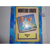 Viagem Ao Céu O Saci - Monteiro Lobato