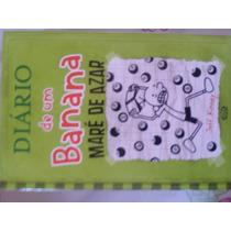 Livro Diário De Um Banana Vol 8 Brochura