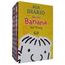Box Diário De Um Banana - 7 Volumes - Jeff Kinney