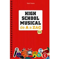 Livro - High School Musical De A A Zac