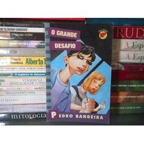 O Grande Desafio Pedro Bandeira Editora Ática Dueto Livros