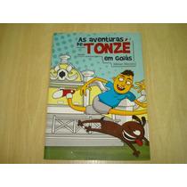 As Aventuras De Tonzé Em Goiás