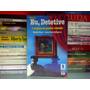 Livro Eu, Detetive - O Enigma Do Quadro Roubado Laís