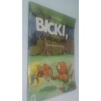 Livro Bicki, O Vagalume - Ivan A. Rossi