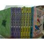 9 Livros De Coleção Check Attack Em Japonês Otimo Estado