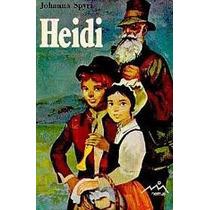 Livro Heidi - Johanna Spyri- Novo,lacrado! Promocao!
