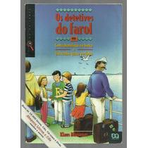 Livro Os Detetives Do Farol - Klaus Bliesener