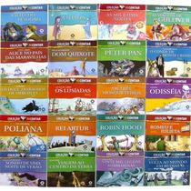 Livros: Coleção Recontar - 20 Títulos
