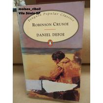 Livro Robinson Crusoe Daniel Defoe V