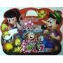 Maleta Livretos Contos Juniors 7 Em 1 Disney + Cd Infantil