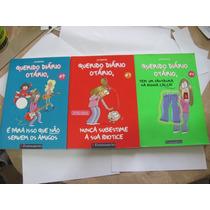 Querido Diario Otario - 3 Livros Veja Titulos