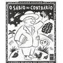 99% Novo - O Sábio Ao Contrário Ricardo Azevedo Inf-juv -vsa