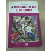 Livro: A Charada Do Sol E Da Chuva - Col. Vaga-lume