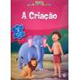 Livro Quebra-cabeça A Criação - Infantil