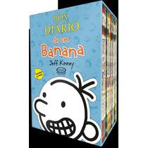 Box Diário De Um Banana (8 Livros)