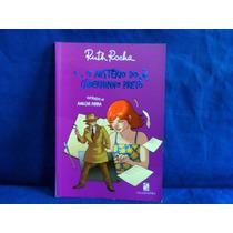 Livro Usado O Mistério Do Caderninho Preto De Ruth Rocha
