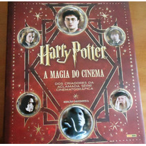 Livro Harry Potter - A Magia Do Cinema Ed Definitiva - Novo!