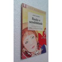 Livro Razão E Sensibilidade - Série Reencontro - Jane Austen