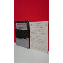 Livro Ana E Pedro Cartas - Vivina Assis Viana - Frete Grátis