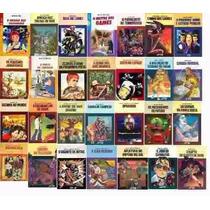 Coleção Vaga-lume 88 Livros Da Série - Pdf Ou Epub