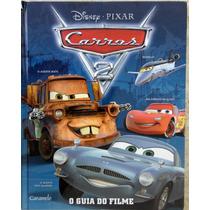 Carros - Disney Pixar - Guia Do Filme - Livro (40)