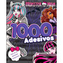 Livro 1000 Adesivos Monster High