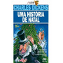 Uma História De Natal Charles Dickens Editora Ática