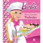 Livro-barbie Meus Cupcakes Favoritos