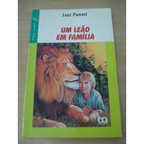 Um Leao Em Familia - Col. Vaga-lume