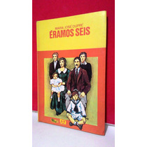 Livro Éramos Seis - Maria José Dupré - Frete Grátis