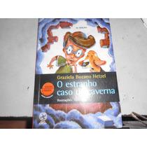 Livro O Estranho Caso Da Caverna