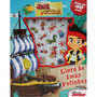 Livro De Ímãs Fofinhos: Jake E Os Piratas Da Terra Do Nunc