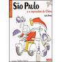 Livro Série Paralelepípedos São Paulo E O Imperador Da China