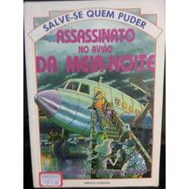Livro: Waters, Gaby - Assassinato No Avião Da Meia-noite